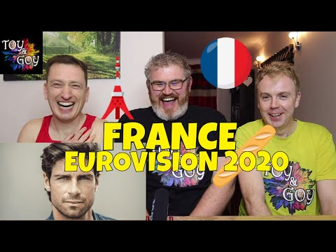 FRANCE EUROVISION 2020 REACTION: Tom Leeb - The Best in Me
