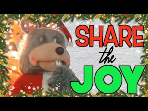 Share The Joy - Chuck E. Cheese's Tampa 2-Stage