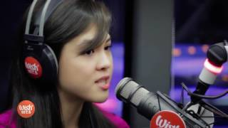 Moana OST LIVE How Far Ill Go with Janella Salvador on Wish 107 5 Bus YouTube Videos