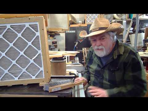 Clean Your Shop Vac Air Filter by OTB Thinker