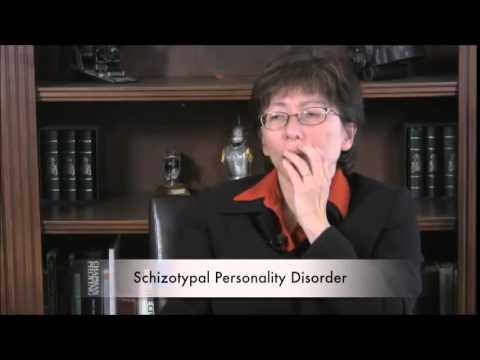 Schizotypal Personality Disorder.