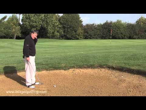 Golf Fairway Bunker 40yds – Golf Instruction from PGA Pros