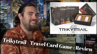TrikyTrail - Card Game Review