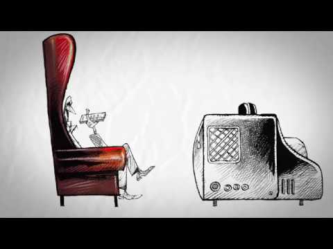 Animación: Evolución de la TV