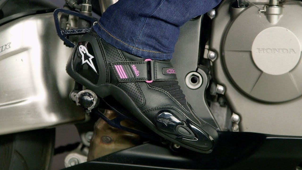 alpinestars stella smx 1 boots review at revzillacom youtube