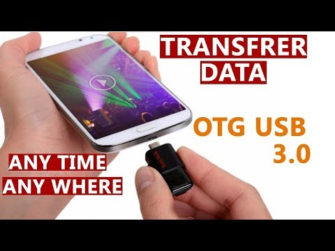 How To Use Pendrive On Android Phone And File Transfer Mobile To Pendrive
