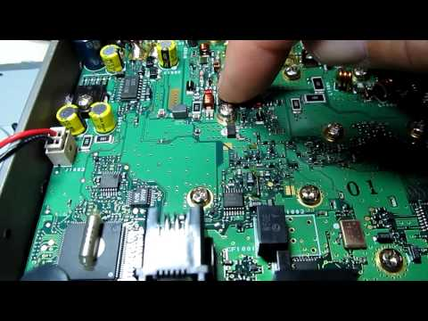 #116: Repair Log, Part 1: Yaesu FT-7800 Dual Band FM Transce