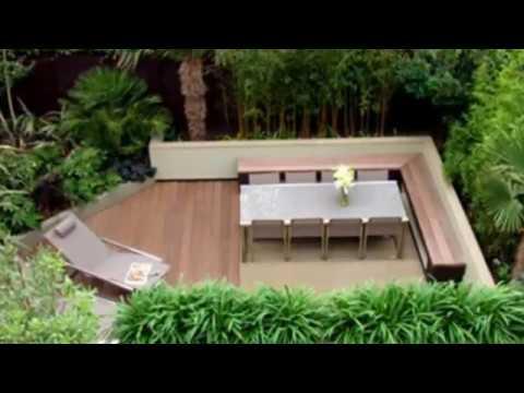 Tropical Sense Outdoor Garden Design Ideas
