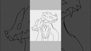 Dragón de tres cabezas