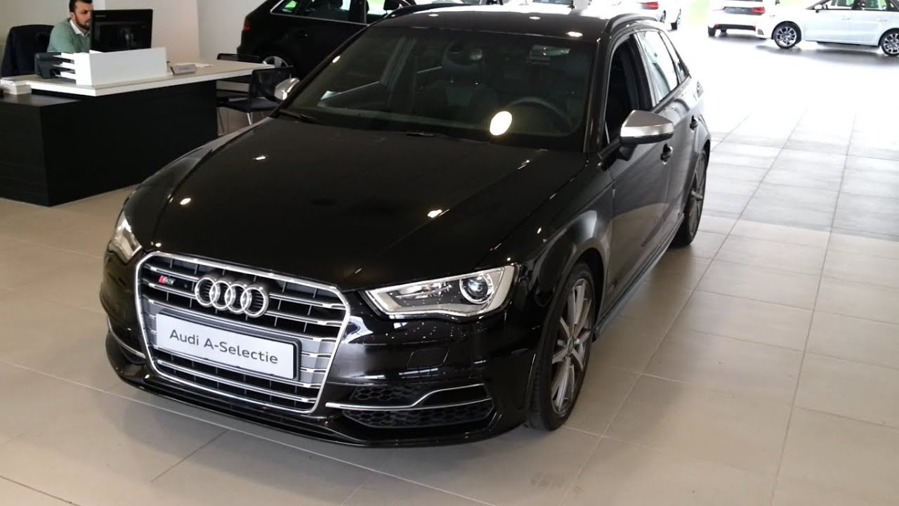 audi s3 quattro sportback 2015 in depth review interior exterior youtube. Black Bedroom Furniture Sets. Home Design Ideas