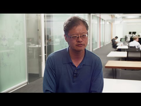 Jerry Yang - Investing in the Future