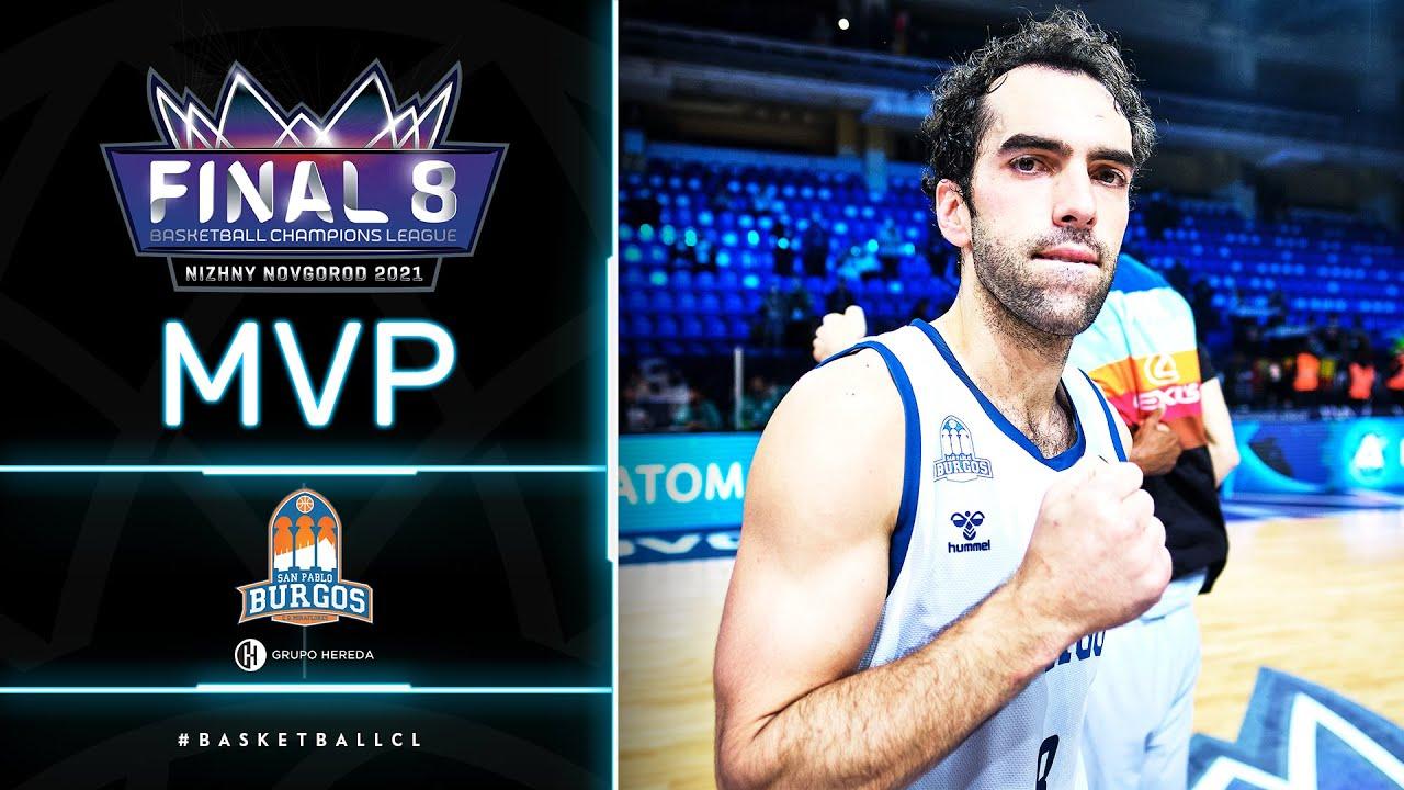 Vitor Benite UNREAL | Final 8 MVP | Basketball Champions League 2020/21