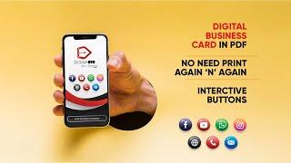 DBC - Digital Business Card Competitors List