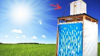 видео Душ для дачи. Делаем летний душ на даче своими руками