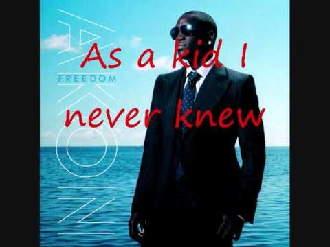 AkonFreedom Lyrics