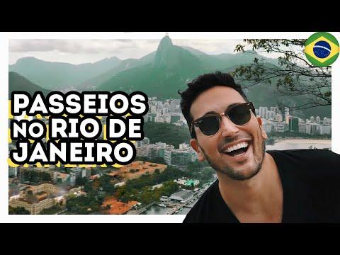 O QUE FAZER NO RIO DE JANEIRO? DICAS QUE VOCÊ NUNCA VIU ANTES - Estevam Pelo Mundo