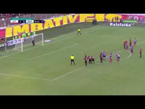 Briga no jogo Bahia e Vitória termina com 9 expulso e pancadaria  generalizada e jogo cancelado! 6dad33c36e157