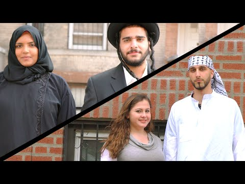 MUSLIM/JEWISH MARRIAGE EXPERIMENT