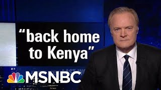 Racism In The Michael Cohen Hearing? | The Last Word | MSNBC