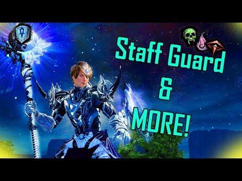 Guild Wars 2 - August Balance HYPE l Guardian Staff, Ele Buffs, Herald Rework l thumbnail