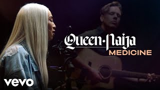 "Queen Naija - ""Medicine"" Official Performance 