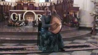 Одесса/26/12/2010/ Сюзанна Иглидан ( бандура )