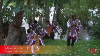 MALO CORAZON AMARU DE TINTA 2011 HD
