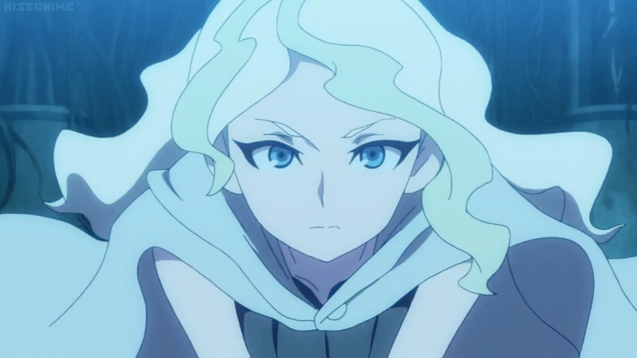 Little witch academia tv episode 20 anime review amazing diana