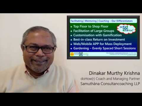 DoHow® For Facilitating, Mentoring And Coaching