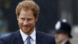 Принц Гарри беспокоится о безопасности своей девушки