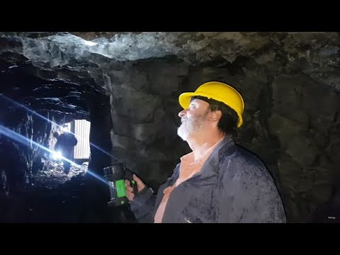 ⚒ Underground Castle Mine, Castle Silver Resources Inc., Ontario, Canada 2017 HD
