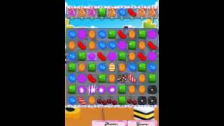 Candy Crush Saga Level 1366 No Booster