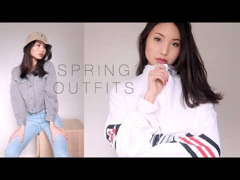 [VIDEO] - Spring Outfits 2019 8