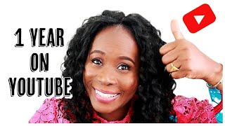 MY FIRST YEAR ON YOUTUBE – WHAT IT TAKES TO BE A YOUTUBER | IS IT WORTH IT? | ISOWA GALLERY