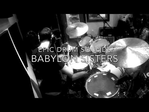 How To Get The Sound For:  Babylon Sisters : Bernard Purdie
