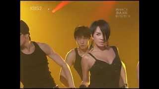 Uhm Jung Hwa(엄정화) - Come 2 Me(컴투미) 20061112 Music Bank
