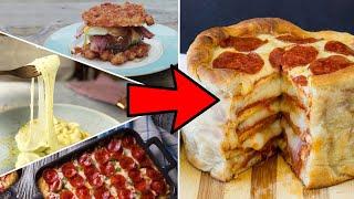 Best of Buzzfeed Pizza Cake - Buzzfeed Test #159