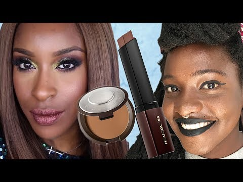 We Learned How To Contour With Jackie Aina