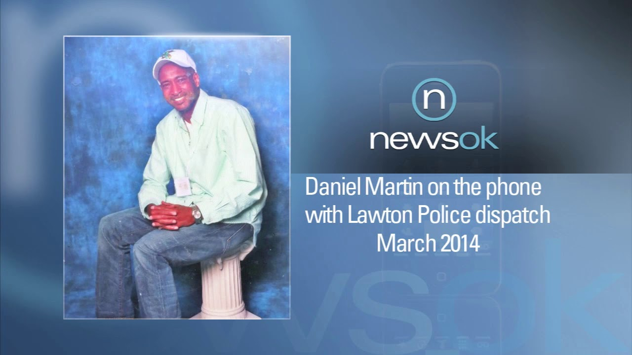 Lawton police shooting justified