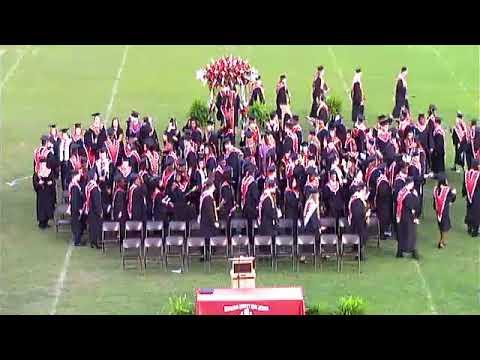 2019 Graduation Ceremony Charlton County High School