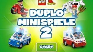 Lego Duplo Mini Spiele 2 - Gratis App für Kleinkinder