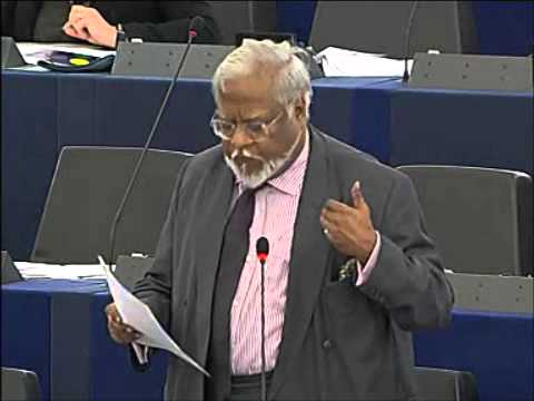 Nirj Deva MEP on Food Security and Piracy in the Horn of Africa