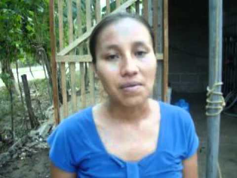 Los Angeles (Trujillo, Colon - HN) - Maria Ramos (SWSC secretary).mp4