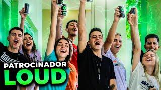 REVELAMOS O NOVO PATROCINADOR DA LOUD!!