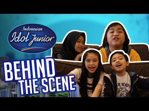 Seru!! Top 4 Jawab Pertanyaan Idol Junior Lovers - Indonesian Idol Junior 2018