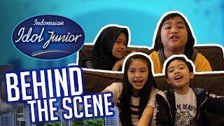 Seru!! Top 4 Jawab Pertanyaan Idol Junior Lovers - Indonesian Idol Junior 2018