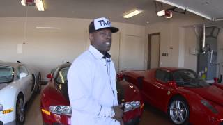 Floyd Mayweather's Fleet Of Cars