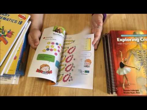 2016-2017 Homeschool Curriculum: Part 2