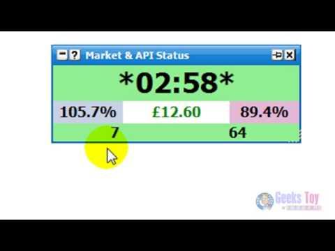 Related Betfair Race Status API Videos