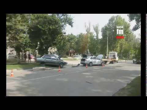 Kerch.FM: ДТП в Керчи 20 августа